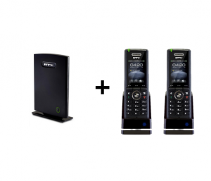 RTX 8660 IP-DECT Duo