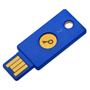 Yubikey Security Key U2F FIDO2