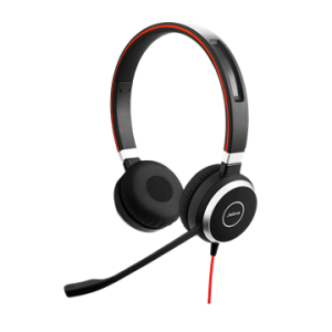 Jabra EVOLVE 40 Duo, jack 3,5 mm (14401-10), bez USB