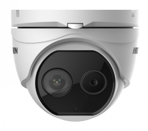 HIKVISION DS-2TD1217B-3/PA(B) termowizyjna