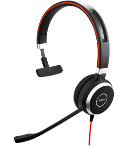 Jabra Evolve 40 Mono 3,5 mm