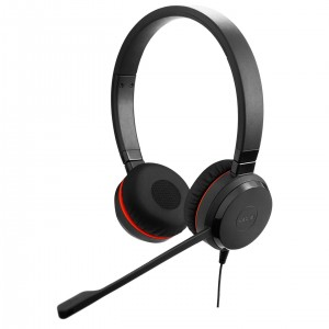 Jabra EVOLVE 30 Duo jack 3,5 mm