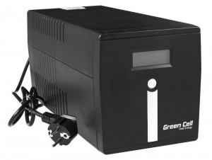 Green Cell Zasilacz awaryjny UPS Micropower 1000VA