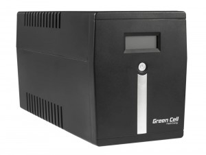 Green Cell Zasilacz awaryjny UPS Micropower 1500VA